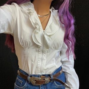 Romantic vintage shirt